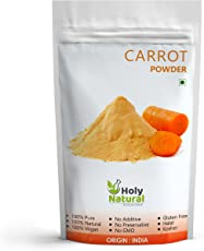 Holy Natural - The Wonder of World Carrot Powder - 400G