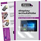 dipos I 2X Schutzfolie klar passend für Acer Switch Alpha 12 Folie Displayschutzfolie