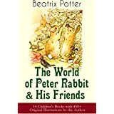 The World of Peter Rabbit & His Friends: 14 Children's Books with 450+ Original Illustrations by the Author: The Tale of Benj