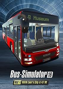 Bus-Simulator 16: MAN Lion´s City A47 M [PC/Mac Code - Steam]