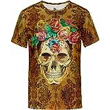 Blowhammer T-Shirt Uomo - Skull Dama
