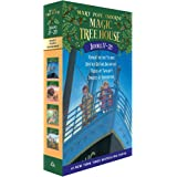 Magic Tree House Volumes 17-20: The Mystery of the Enchanted Dog (Magic Tree House (R))