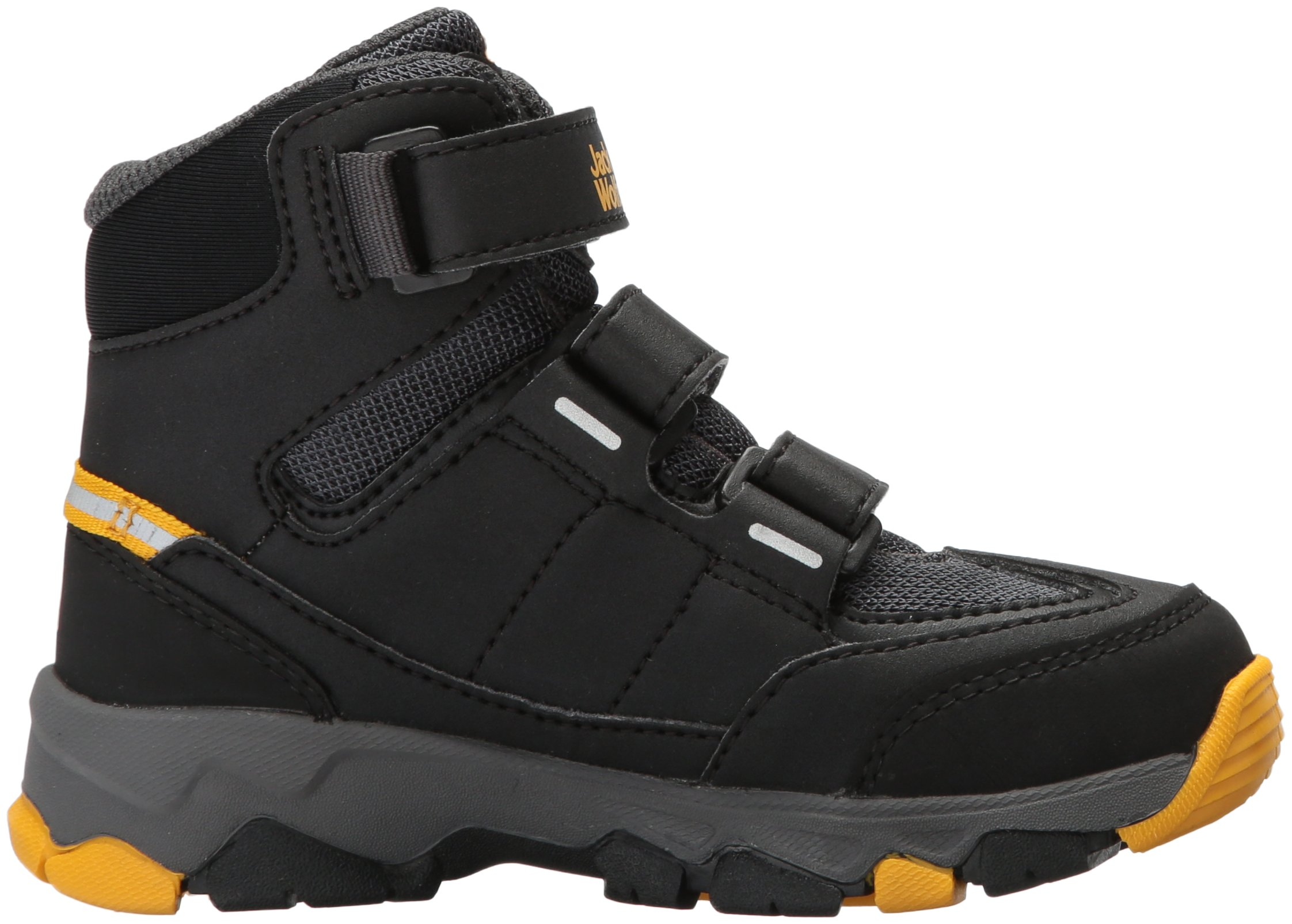 Jack Wolfskin Boy's Unisex Kids' MTN Attack 2 Texapore Mid Vc K High Rise Hiking Shoes Child 7