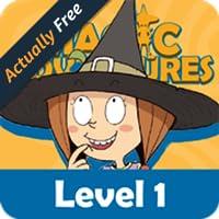 Magic Adventures 1 Comic Books