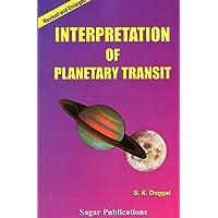 Interpretation of Planetary Transit