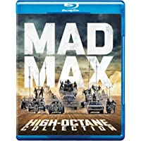 Mad Max: High-Octane Collection - Mad Max + The Road Warrior + Mad Max: Beyond Thunderdome + Mad Max: Fury Road + Fury Road: Black & Chrome + Road War (Bonus Disc) (6-Disc Box Set)