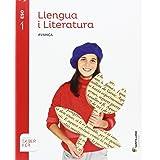 LLENGUA I LITERATURA AVANÇA 1 ESO SABER FER - 9788490580059