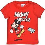 Mickey Mouse bebé-niños Camiseta De Manga Corta
