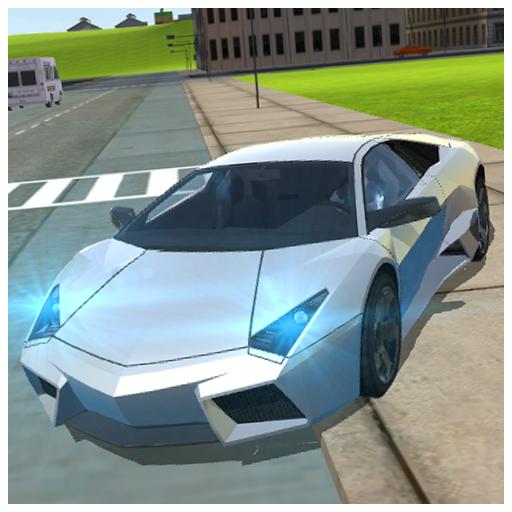 Simulator Spiel: Extreme Mega City Fahrer Highway Parking Abenteuer Spiel kostenlos für Kinder 2018 ()