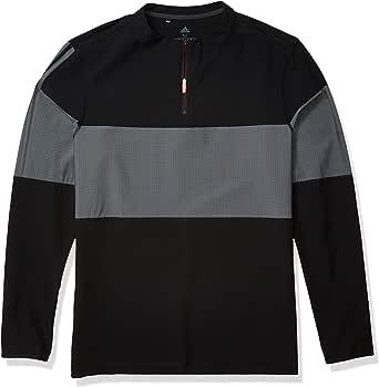 adidas Men's Lightweight Layering Sweatshirt Quarter Zip