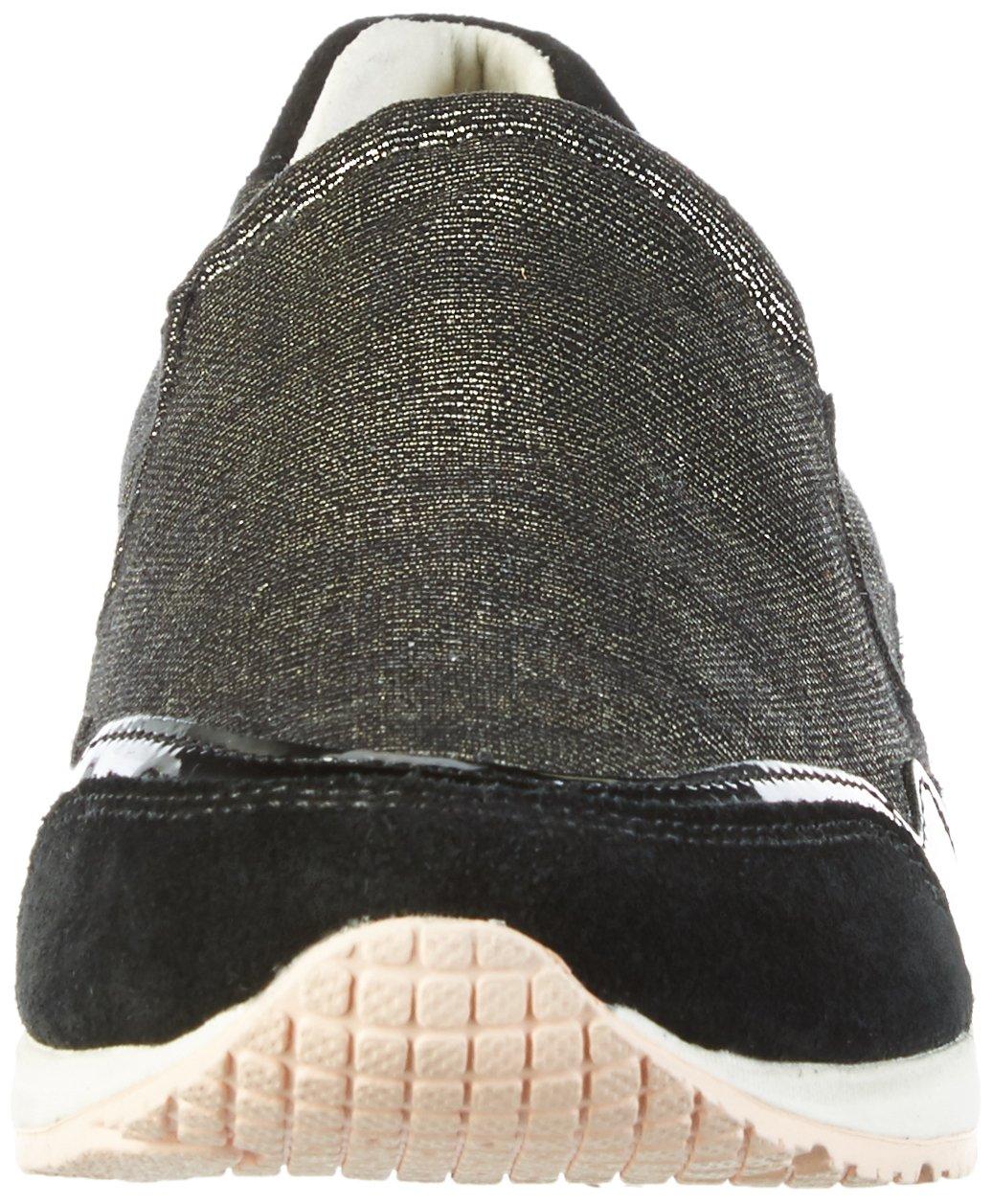 Geox Damen D Wisdom A Sneakers 4