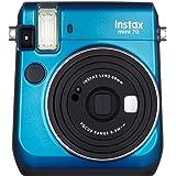instax Fujifilm mini 70 - Cámara Analógica Instantánea (ISO 800, 0.37x, 60 mm, 1:12.7, Flash Automático, Modo Autorretrato, E