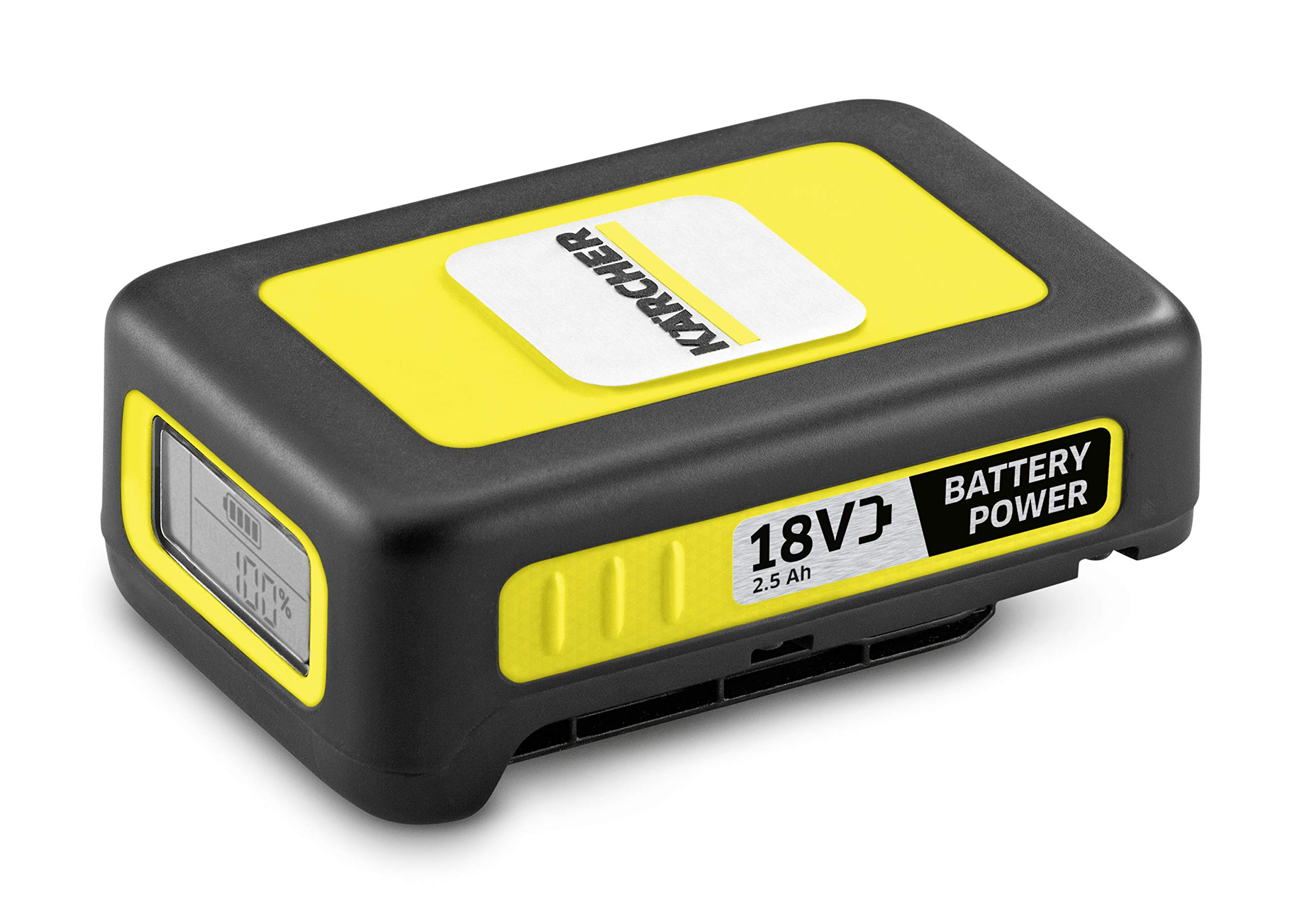Kärcher 4054278511740 Batterie Power 18/25 18 V Noir, Jaune