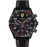 Scuderia Ferrari Orologio Quarzo con Cinturino in Pelle 830717