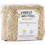 Forest Whole Foods - Organic Buckwheat Groats (1kg)