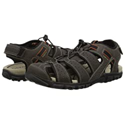 Geox Uomo Sandal Strada B Sandalias para Hombre
