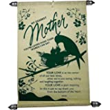 Natali Mother Scroll Card - Gift for Mother-Mummy-Maa-Mom-Mommy-Mothers Day-Birthday