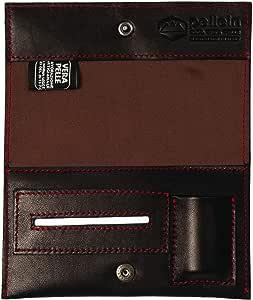Pellein - Portatabacco in vera pelle Severe - Astuccio porta tabacco, porta filtri, porta cartine e porta accendino. Handmade in Italy