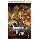 Academic Magic (The Last Magus Book 2) (English Edition)