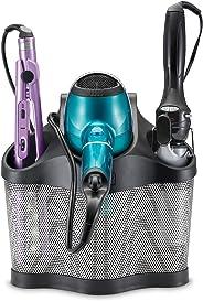Polder BTH-7050-79B Style Station Hair and Beauty Tool Storage Organizer Black BTH-7050-95