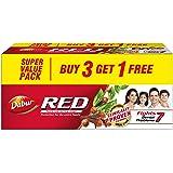 Dabur Red Paste-800g(Buy 3 Get 1 Free)