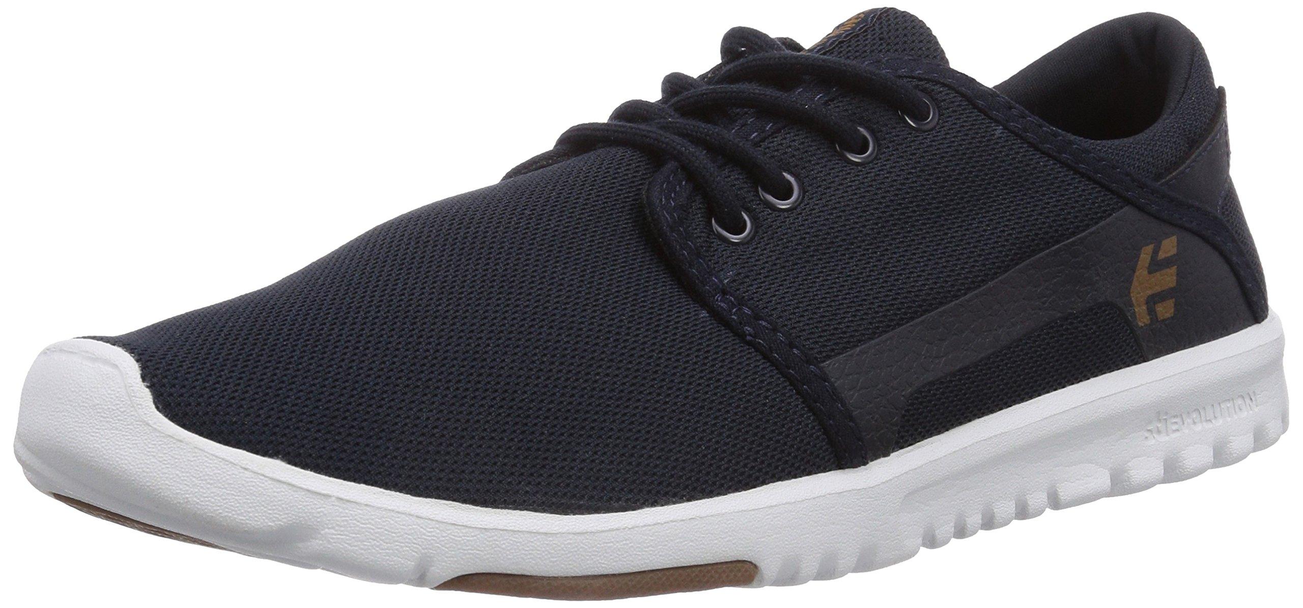 Scarpe casual da uomo  (TG. 45,5 EU) Etnies SCOUT 4101000419/488, Sneaker Uomo, Blu (Blue (B7M)