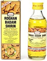 Hamdard Roghan Badam Shirin Sweet Almond Oil, 100ml