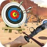 Bogenschießen-Ziel-Schießen Ja