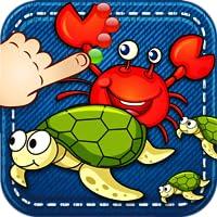 Under the sea - Lernspiel für Vorschulkinder / Kleinkinder