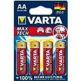 VARTA Longlife Max Power 4 AA Alkalin Kalem Pil