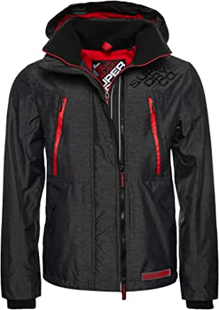 Superdry Men's Hooded Polar Wind Attacker Sports Jacket