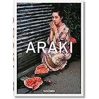 Araki. 40th Ed.: (40th Anniversary Edition)