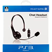 Cuffie Chat Ufficiale Sony PS3