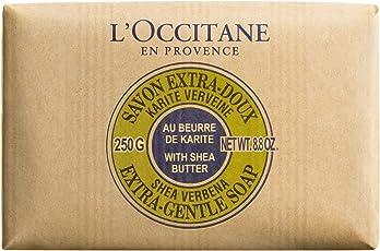 L'Occitane Shea Butter Extra-Gentle Verbena Soap, 250g