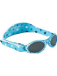 Baby Banz - Lunettes de soleil - Bébé (garçon) 0 à 24 mois Bleu d4f426269a75