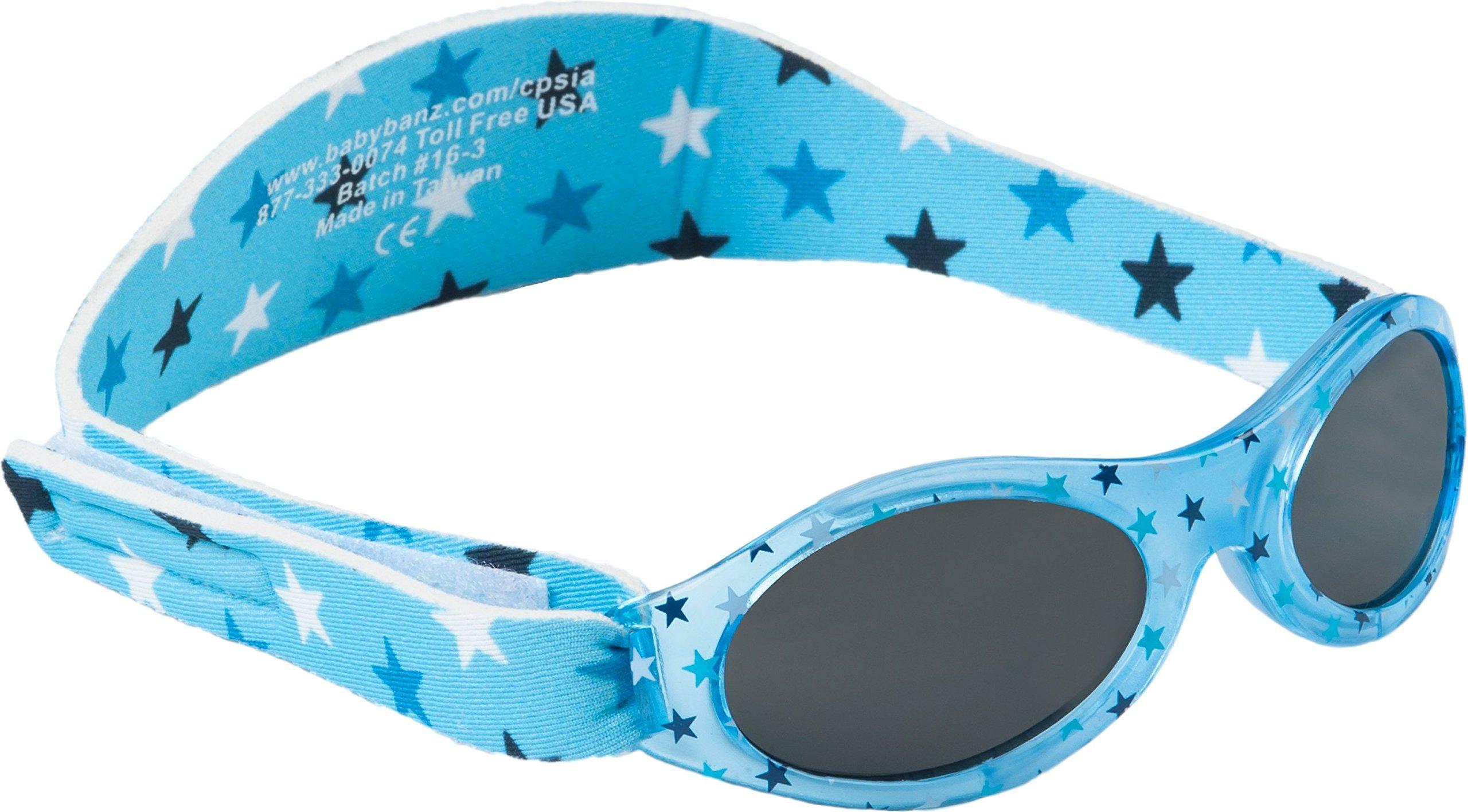 Dooky Baby Banz Baby–Gafas de sol para Silver Star disponible en diferentes colores 1