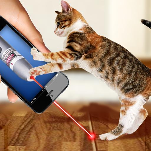 Laser-pointer Mobile (Laser Kitten Simulator Pro)