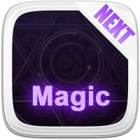 Magic Next Launcher 3D Theme