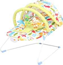 Tiffy and Toffee Baby Buddy Musical Bouncer (Spring Green)