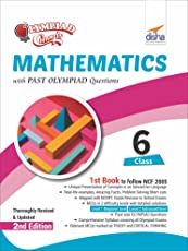 Olympiad Champs Mathematics Class 6 with Past Olympiad Questions