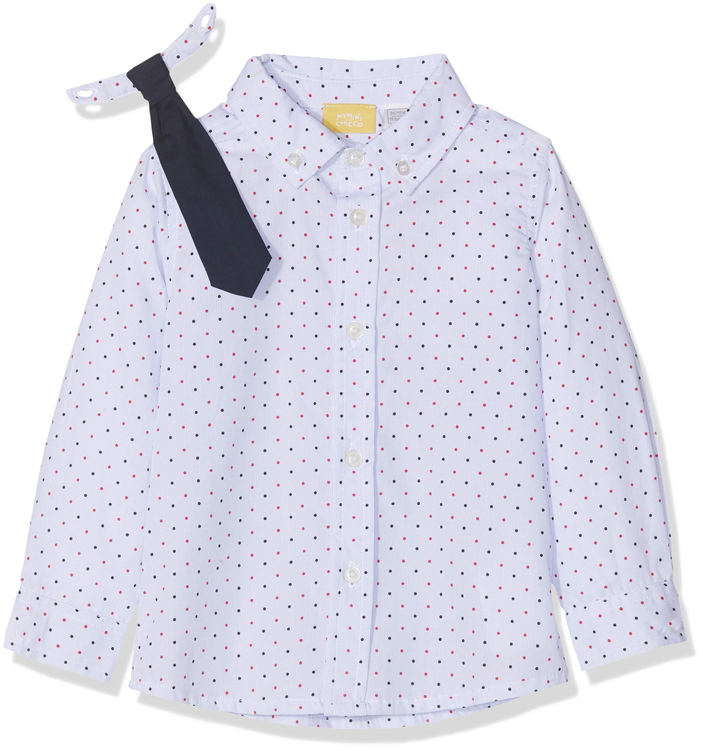 Chicco Camicia Maniche Lunghe Camisa para Bebés 3