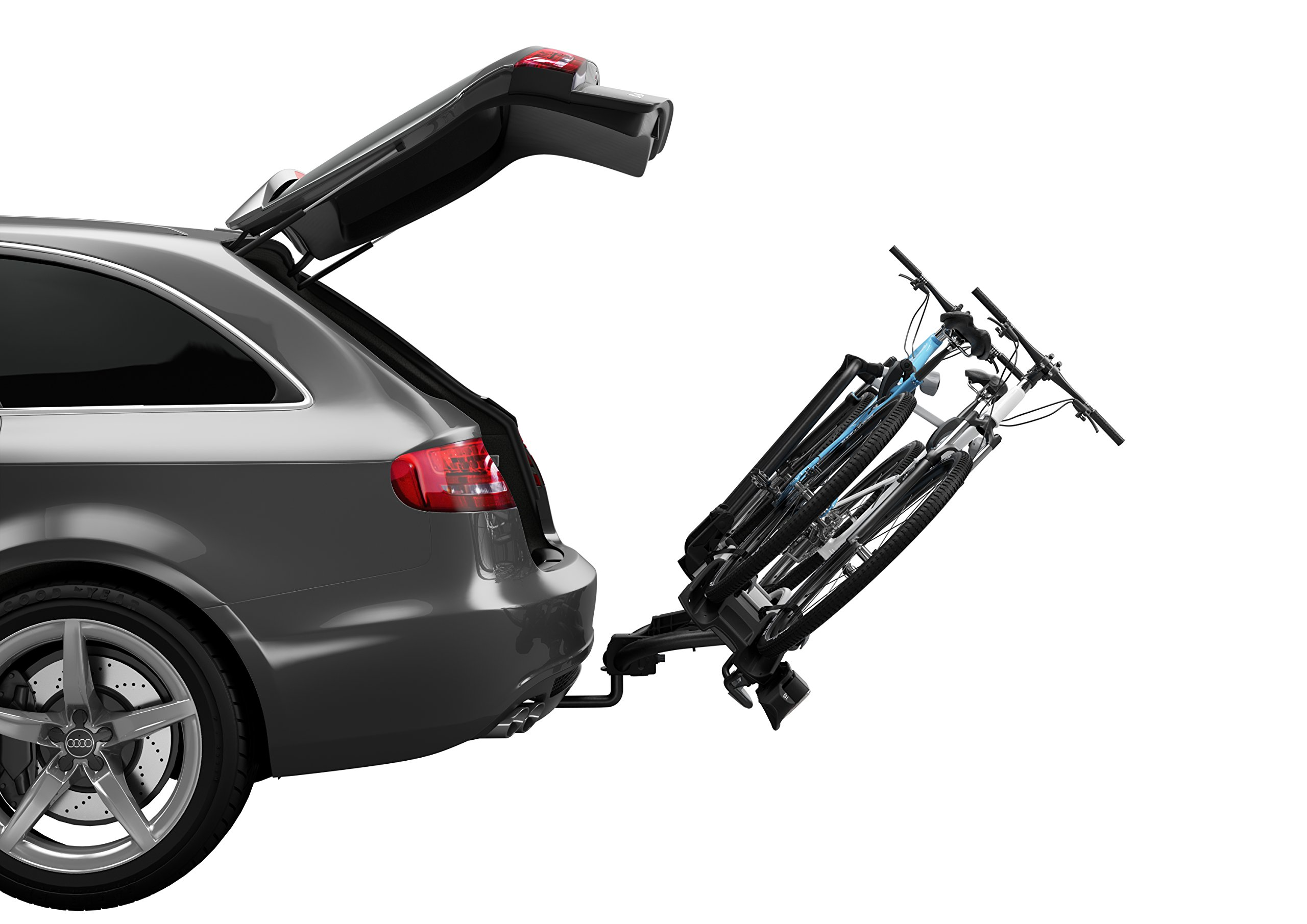 Thule 925001,Velo Compact 925, 2Bike, Towball Carrier, 7 pin 4