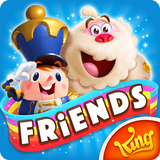 Candy Crush Friends Saga -