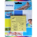 Bestway Heavy Duty Self Adhesive Inflatable Repair Patch Kit. 10 Patches