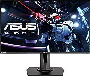ASUS VG279Q 27'' FHD (1920 x 1080) Gaming Monitor, IPS, 144 Hz, 1 ms MPRT, DP, HDMI, DVI, FreeSync, Filtro Luce Blu, Flicker
