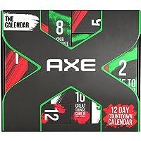 AXE Adventskalender 2021   Männer Advent Geschenke Kalender   Weihnachtskalender Pflege Adventkalender für den Mann…