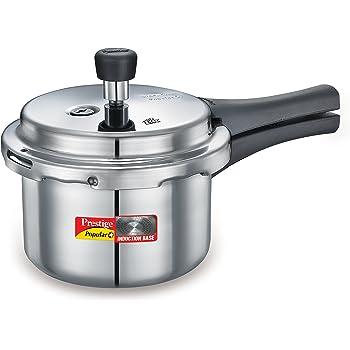 c96170f5771 Buy Prestige Popular Plus Hard Anodized Aluminium Pressure Cooker ...