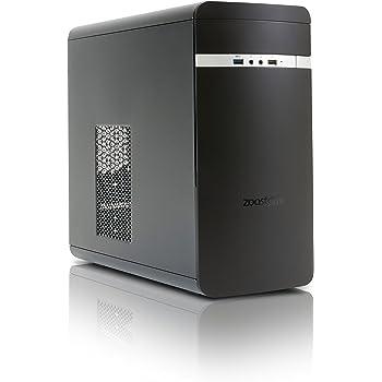 Zoostorm Evolve Desktop PC (black) - (Intel Core i7-6700 3.40 GHz, 16 GB RAM, 3 TB HDD, Intel HD Graphics, DVD/RW, Wi-Fi, Windows 10 Home)