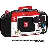 Bigben 250026 Official Beschermhoes Case, Zwart (Nintendo Switch)