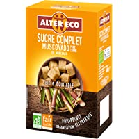 Alter eco sucre complet muscovado 500G